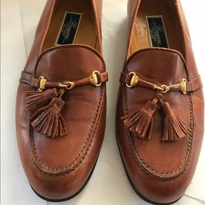 Bragano By Cole Haan Tassle Loafer Size 11.5